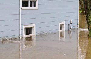 flood damage columbia md